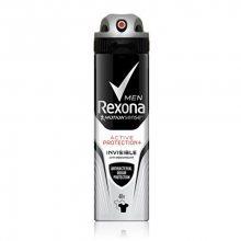 Rexona Antiperspirant ve spreji Men Active Protection+ Invisible 150 ml