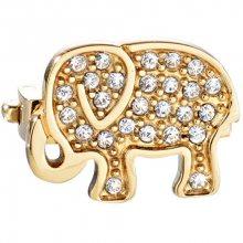 Morellato Pozlacený slon na náramky Sensazioni SAJT20