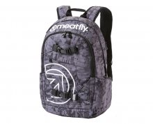Meatfly Batoh Basejumper 3 Backpack A - Binary Camo Print