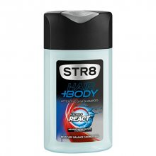 STR8 Hydro React - sprchový gel 400 ml
