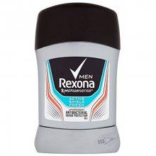 Rexona Tuhý antiperspirant pro muže Men Active Shield Fresh (Deo Stick) 50 ml