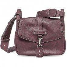 Tamaris Elegantní crossbody kabelka Bernadette Crossbody Bag 2256172-630 Vino