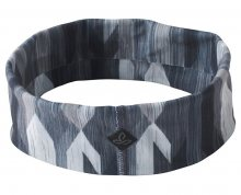 Prana Čelenka Large Headband Charcoal Gemstone