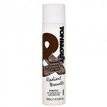 Toni & Guy Shampoo For Brunette Hair - Šampon pro hnědé vlasy 250ml