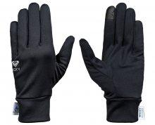 Roxy Rukavice E&C Liner Gloves True Black ERJHN03073-KVJ0 S