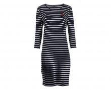 Vero Moda Dámské šaty VMLIROSE 3/4 DRESS D2-3 Night Sky M