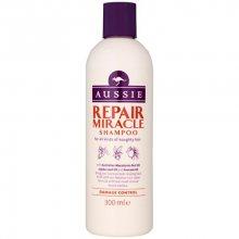 Aussie Šampon pro nepoddajné vlasy Repair Miracle (Shampoo) 300 ml