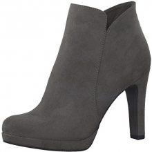 Tamaris Elegantní dámské kotníkové boty 1-1-25316-29-206 Graphite 38