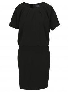 Černé šaty s kapsami Broadway Selene