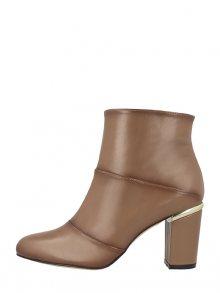 Roberto Botella Dámská kotníčková obuv M18663-85_TAUPE\n\n