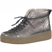 Tamaris Elegantní dámské kotníkové boty 1-1-25758-29-915 Pewter 38