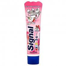 Signal Dětská zubní pasta s ovocnou příchutí Kids Strawberry 50 ml