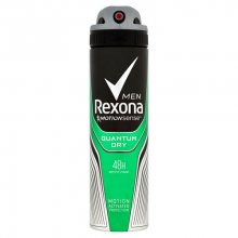 Rexona Antiperspirant ve spreji Men Motionsense Quantum Dry 150 ml
