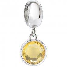 Morellato Ocelový přívěsek se žlutým krystalem Drops SCZ903