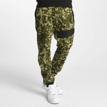 Sweat Pant New Pockets Camouflage M