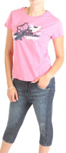 Dámské pohodlné tričko Wuwi