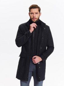 Kabát černá XL