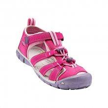 KEEN Dětské sandály Seacamp II CNX Very Berry/Lilac Chiffon KIDS 24