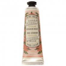 Panier des Sens Krém na ruce Růže a muškát (Hand Cream) 30 ml