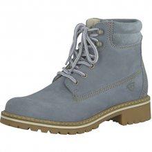 Tamaris Elegantní dámské kotníkové boty 1-1-25242-29-802 Denim 37