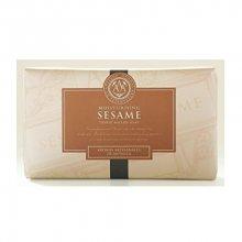Somerset Toiletry Luxusní tuhé mýdlo v ozdobném papíru Sezam (Triple Milled Soap) 200 g