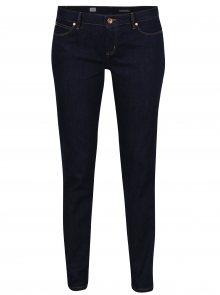 Tmavě modré dámské slim fit džíny Tommy Hilfiger Chrissy