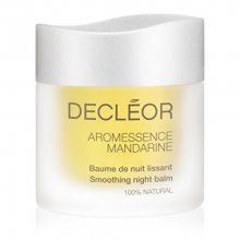 Decléor Noční vyhlazující balzám  Aromessence Mandarine (Smoothing Night Balm) 15 ml