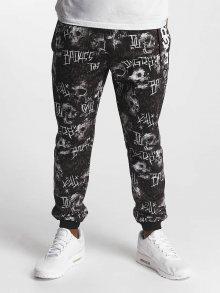 Sweat Pant Bulet in black L