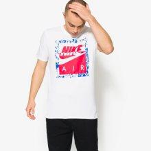 Nike Tričko Ss M Nsw Tee Drptl Af1 1 Muži Oblečení Trička 942452-100 Muži Oblečení Trička Bílá US S
