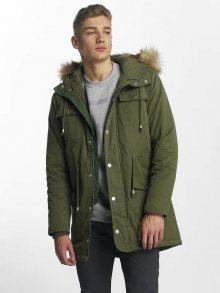 Zimní bunda zelená XL