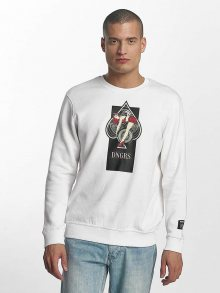 Jumper Pikwire Crew Neck in white L