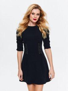Šaty černá 34