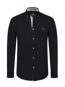 Paul Parker Pánská košile PA 2616415_BLACK\n\n