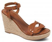 Roxy Dámské sandále Lydia Brown ARJL200535-BRN 41