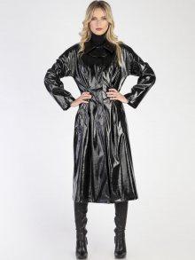 Carla by Rozarancio Dámský kabát CR18F P3050 BLACK\n\n