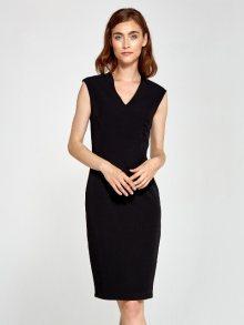 Nife Dámské šaty s87_black