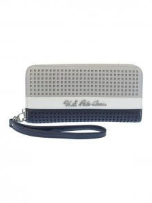 U.S. Polo ASSN. Dámská peněženka WAL037W-S7/02_GREY-BLK\n\n