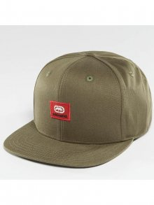 Snapback Peter Patch khaki Standardní