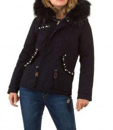 Dámská bunda s kapucí