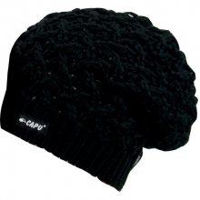 CAPU Zimní čepice 18823-C Black
