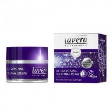 Lavera Energetizující noční krém 5 v 1 (Re-Energizing Sleeping Cream) 50 ml