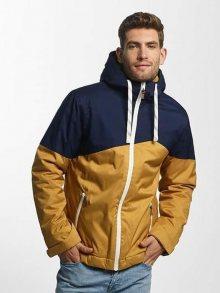 Zimní bunda béžová XL