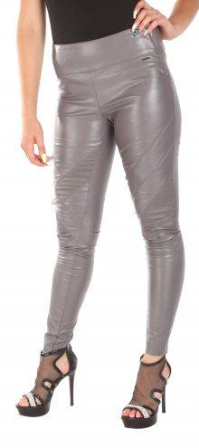 Dámské koženkové kalhoty ONLY II.jakost