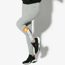 Nike Leggings W Nsw Lggng Hw Jdi Ženy Značky Nike Aq0245-063 Ženy Značky Nike Šedá US S