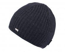 CAPU Zimní čepice 4048-C Dark Grey