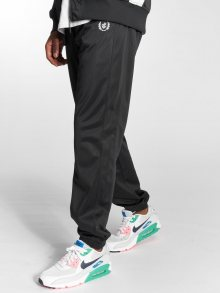 Sweat Pant Black Fleece in black M