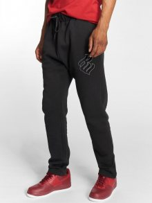 Sweat Pant Fleece in black M