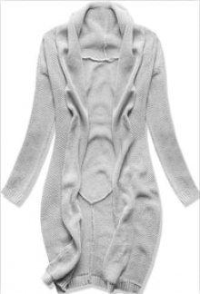 MODOVO Dámský svetr DDS01 šedý