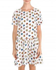 Šaty Love Moschino | Bílá | Dámské | XL
