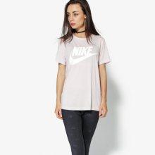 Nike Tričko Ss W Nsw Essntl Tee Hbr Ženy Oblečení Trička 829747-699 Ženy Oblečení Trička Růžová US L